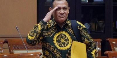 Respons Dingin Firli Bahuri Saat Diminta Mundur dari Ketua KPK