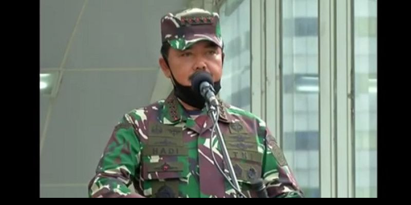 Mutasi Jabatan 62 Perwira Tinggi TNI, Brigjen TNI Albertus Budi Jabat Kapuskesad