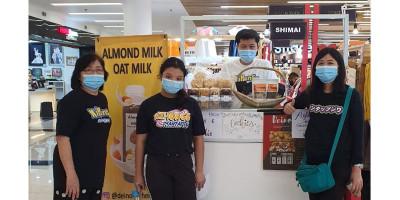 Almond dan Oat Milk, Minuman Sehat Kaya Manfaat