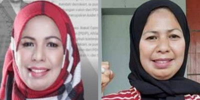 Foto Kampanye Dinilai Terlalu Cantik, Calon Wakil Wali Kota Depok Tuai Kritik