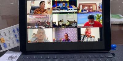 Kota Singkawang Disemprot Disinfektan, Wali Kota Tjhai Chui Mie Siapkan Sanksi Pelanggar Protokol Kesehatan