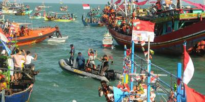 Aksi Brutal Polairud Tangkap Nelayan dan Pers Mahasiswa Makassar Dikecam