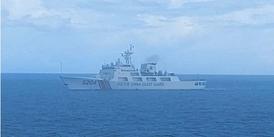 Coast Guard China Tinggalkan ZEE Indonesia, Bakamla Intensif Pantau Laut Natuna Utara