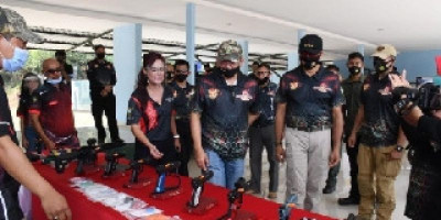 Kejuaraan Menembak Paskhas Championship 2020