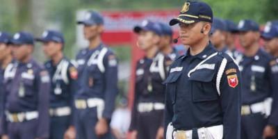 Seragam Satpam Bakal Mirip Polisi, Disertai dengan Pangkat