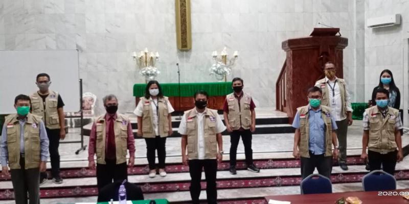 Satgas Parkindo Ajak Pengurus Gereja di Jakarta Cegah Penyebaran Covid-19