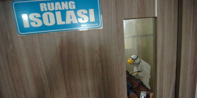 Anies Prediksi Rumah Sakit Kolaps, Prof. Wiku Bilang Wisma Atlet Tidak Penuh