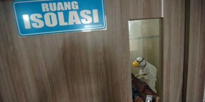 Ruang Isolasi di RSUD Jakarta Masih Banyak Tersedia