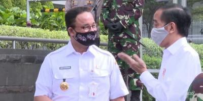 Analis Ini Sebut Kelemahan Utama Jokowi, Singgung Peran Anies Baswedan
