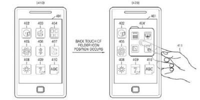 Canggih, Samsung Patenkan Smartphone Konsep Transparan