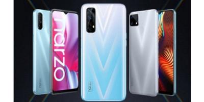 Tiga Ponsel Realme Narzo 20 Series Meluncur, Segini Harganya