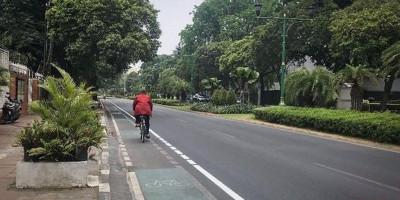 PUPR dan Kemenhub Segera Bahas Soal Penyediaan Jalur Sepeda