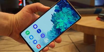 Samsung Galaxy S20 Fan Edition, Rasakan Pengalaman Bermain Gim yang Mumpuni
