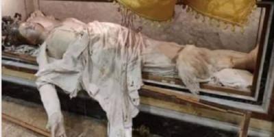 Pencuri Obrak-abrik Sakrilegi Gereja St. Agatha, Relikuinya Juga Dirusak