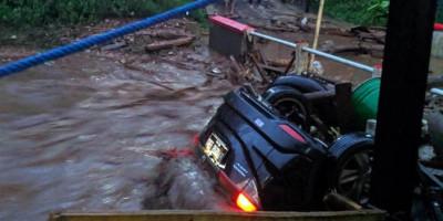 Bantu Korban Banjir Bandang Sukabumi, Ruri Repvblik Berharap Aksinya Viral