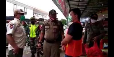 Reaksi Wali Kota Singkawang Lihat Video Satpol PP Membentak Warga