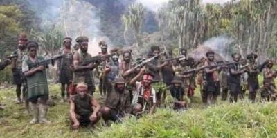 Polisi Dapat Laporan, KKB di Papua Siap Perang Terbuka