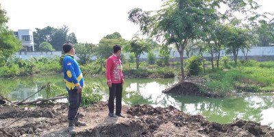 DKI Benahi Sejumlah Waduk di Jakarta Timur