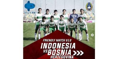 Timnas U19 Sudah Kerja Keras Meski Telan Kekalahan