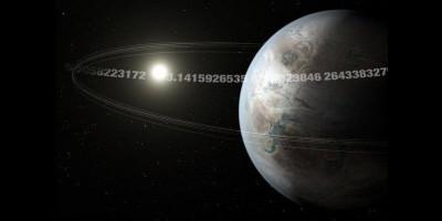 Ditemukan Planet Pi Seukuran Bumi dengan Orbit 3,14 Hari