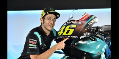 The Doctor Resmi Perkuat Tim Petronas Yamaha SRT