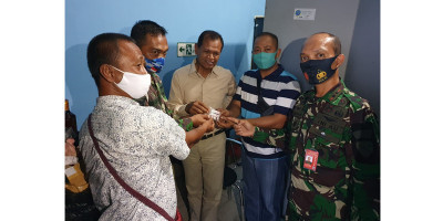 Satpomau dan Intelijen Lanud Silas Papare Gagalkan Narkoba di Bandara Sentani