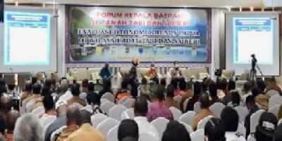 9 Kepala Daerah di Papua Sepakat Otonomi Khusus Lanjut