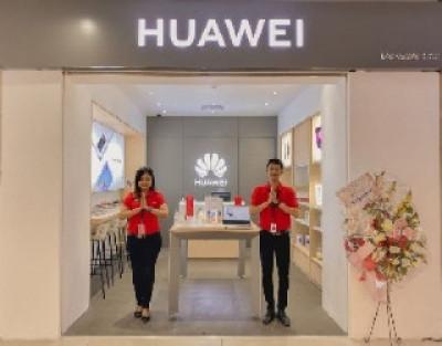 Huawei Hadirkan High-End  Experience Store