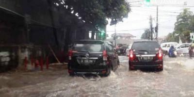 Tiga Hari ke Depan Hujan Lebat  Diprediksi Melanda Beberapa Daerah