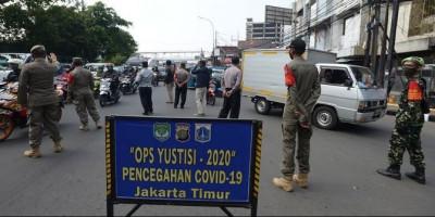 Sudah 77 Ribu Pelanggar yang Terjaring Operasi Yustisi