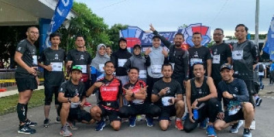 Komunitas 09 Runners Siap Gelar Event Lari Virtual