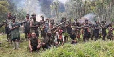 Aparat Gabungan Buru KKB yang Kontak Tembak dengan Polisi di Intan Jaya