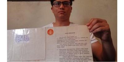Surat Cerai Soekarno-Inggit Tidak Dijual, Kang Emil Akan Simpan di Gedung Arsip