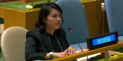 Viral Jawaban Menohok Diplomat Cantik Silvany Austin Pasaribu Tentang Papua di Sidang PBB