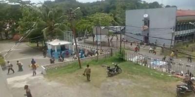 Video Tembakan di Universitas Cenderawasih Papua Dipicu Aksi Mahasiswa