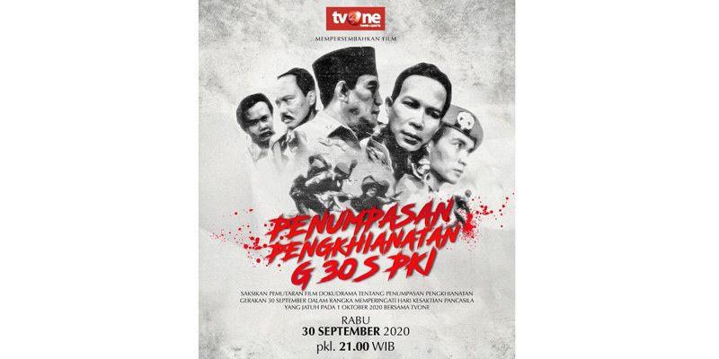 tvOne Kembali Hadirkan Film Penumpasan Pengkhianatan G30S/PKI