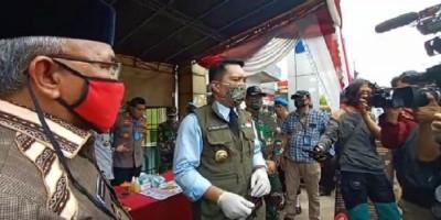 Daerah Paling Kritis, Ridwan Kamil Bakal Berkantor di Depok