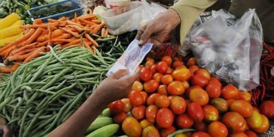 BPS Catat Inflasi di Jakarta Cenderung Menurun
