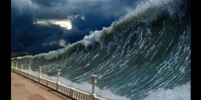 Potensi Tsunami 20 Meter Terjadi Jika Dua Segmen Megathrust Pecah Bersamaan