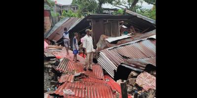 Banjir di Jayapura Sebabkan Dua Warga Meninggal