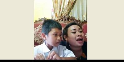 Lihat Geregetannya Tante Lala Ajarkan Anaknya Menghafal Pancasila