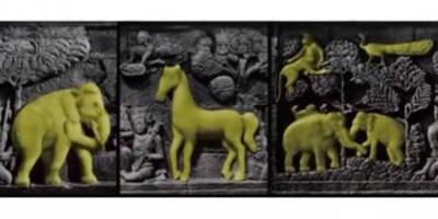 Relief Borobudur Bisa Jadi Katalog Spesies Jawa Kuno