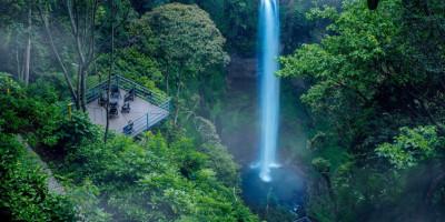 Wisata Alam Cimahi, Air dari Salah Satu Curugnya Dipercaya Sembuhkan Penyakit