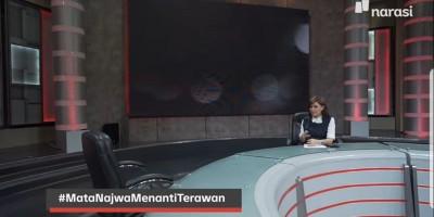 Pendukung Jokowi Laporkan Najwa Shihab ke Polisi, Sebut Telah Melakukan Cyberbullying ke Menteri Terawan