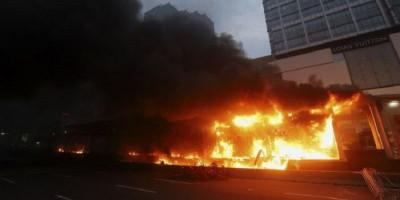 Bukan 18, Anies Terima Data 46 Halte Rusak Akibat Demo