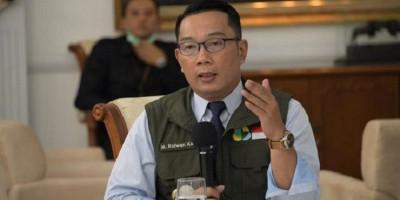Kenapa Ridwan Kamil Berkantor di Depok? Ini Penjelasannya