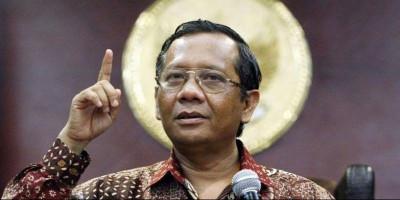Respons Kicauan Andi Arief, Mahfud MD: Pemerintah Tak Pernah Sebut SBY Dalang Unras