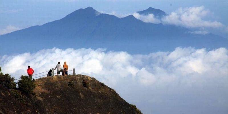 Hore, Pendakian Gunung Gede Kembali Dibuka