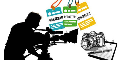 DK PWI Ingatkan Wartawan Jaga Jarak Selama Pilkada