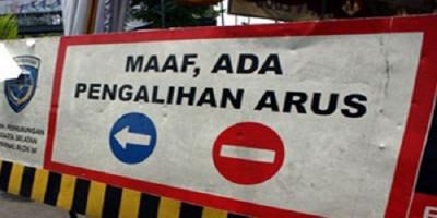 Ini Pengalihan Arus Lalu Lintas Demonstrasi 20 Oktober di Jakarta